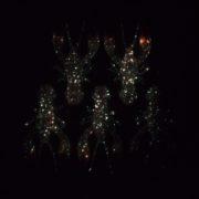 magma glow flake